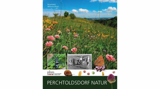 Buch-Cover Perchtoldsdorfer Natur